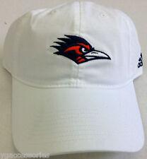 Ncaa Texas-Sa Roadrunners Adidas Buckleback Curve Brim Slouch Cap Hat New!