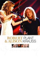 Robert Plant & Alison Krauss By Invitation[DVD]