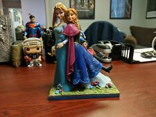 Jim Shore Sisters Forever Anna And Elsa Figure