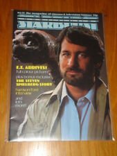 STARBURST #53 BRITISH SCI-FI MONTHLY MAGAZINE JANUARY 1983 E.T STEVEN SPIELBERG