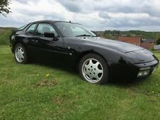 Porsche 944 Turbo 1988 Black 220bhp