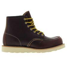 Red Wing Moc Toe 8138 Brown Herren Boots