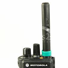5 Stück MOTOROLA 32012144003 ID Antennen Ring Farbe grün GP-Serie DP-Serie CP040