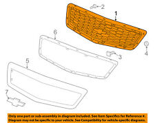 Chevrolet GM OEM 11-16 Caprice-Grille Grill 92269769