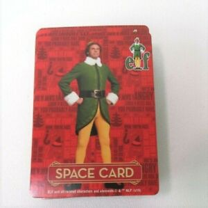 Elf Card Scramble Board Game Complete Set of 96 Space Cards Replacement Parts