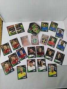 Panini Euro 2004 Football Sticker Bundle x84 Stickers-No Duplicates