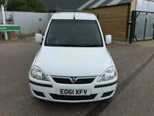 """VAUXHALL COMBO FRONT & REAR BUMPER WHITE FITS 00/12 """"LOOK FREE UK DELIVERY"""""""