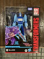 Transformers The Movie Studio Series Deluxe BLURR  Hasbro 1986 movie 86-03