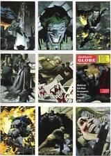 Skybox 1996 Batman Master Series (You Pick Pick 4 Cards)