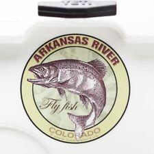 Arkansas River Fly Fishing Sticker Decal GUARANTEED 3 years no fade