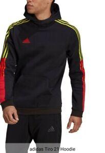 Adidas Essential Fleece Overhead Hoodie Mens Size: XXL