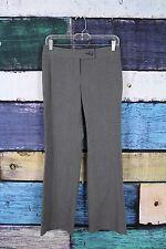 Ann Taylor LOFT Gray Black Tweed Julie Fit Boot Trousers Dress Pants 0P 0 Work
