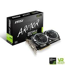 MSI GeForce GTX 1080 8GB GDDR5X Graphics Card (GTX1080ARMOR8GOC)