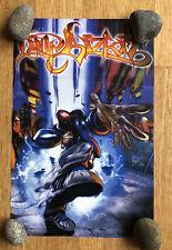 Vtg Rock Poster Original Limp Bizkit Significant Other Fred Durst 90's 34�x 22�
