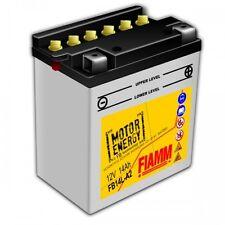 FB14L-A2 BATTERIA MOTO FIAMM MOTOR ENERGY(ANALOGA YUASA YB14L-A2) 14 Ah