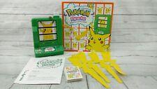 1999 Pokemon Pikachu Match Em Catch Em Game Complete Milton Bradley