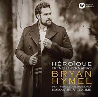 Bryan Hymel - Héro'Que - French Opera Arias (NEW CD)