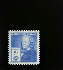 1940 5c Elias Howe, Sewing Machine Pioneer Scott 892 Mint F/VF NH