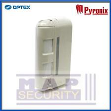 OPTEX BX-80NR ESTERNO tenda PIR Sensore con 50 M Trasmettitore Wireless Scatola Allarme Pyronix
