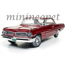 AUTOWORLD AMM1097 1962 62 PONTIAC GRAND PRIX BELMAR 1/18 DIECAST MODEL CAR RED