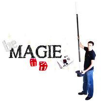 Baguette magique géante  2,4 m - Tour de magie - apparition