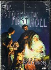 The Story Of The First Noel (DVD, 2004) Roger Moore NEW