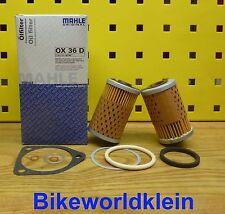 BMW R100/R80/R75/R65 MAHLE Filtre à huile pour les modèles avec