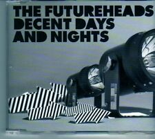 (DM719) The Futureheads, Decent Days and Nights - 2005 CD