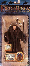 Lord Of The Rings Return of the King Super Poseable Denethor Gondor Toy Biz MOC
