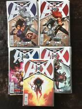 Avengers vs. X-Men Comic book lot, 34 Issues, Marvel, NM, Vol. 1, 2012, Variants