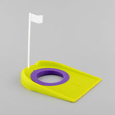 Golf Practice Putting Cup Hole Flag Indoor Outdoor Backyard Sports Training Aid