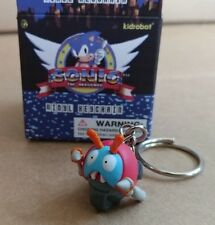 MOTOBUG Sega SONIC THE HEDGEHOG Keychain Series Kidrobot Vinyl Figure