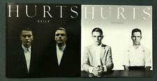 Hurts ‎– Exile / Happiness - 2CDs
