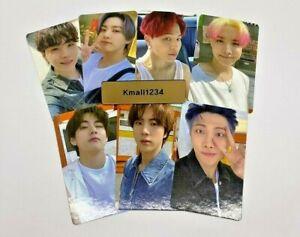 BTS Butter Album  Weverse Official Photo Card