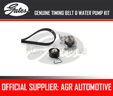 GATES TIMING BELT AND WATER PUMP KIT FOR MG MG TF 135 136 BHP 2002- OPT2