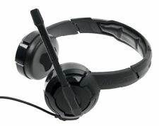 USB Double Computer Headsets