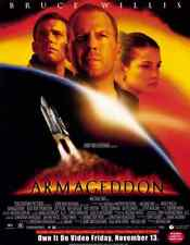 """35mm Feature Film Reel #2 ONLY """"ARMAGEDDON"""" 1998 ( Look  shipping price)"""