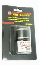 Napa Professional Air Tools 6-5124 Quick Change Chisel Retainer