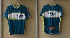 Tour du Leman Cycling Shirt Texner Jersey 3XL Camiseta OLD Italy