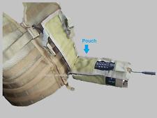 MBITR PRC 148 152 Radio Pouch Bellum USA MOLLE Military USMC Navy Issue w P38