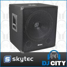 Vonyx 18 Inch Active subwoofer 1000 watt peak power - DJ City Australia