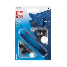 Jeans Buttons & Rivets Kits - Add a Professional Touch to your Items