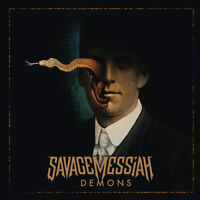 Savage Messiah : Demons CD Album (Jewel Case) (2019) ***NEW*** Amazing Value