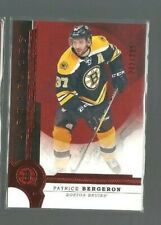 2016-17 Artifacts Ruby #107 Patrice Bergeron S 202/299 (ref 60270)