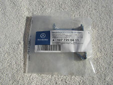 NEW OEM MERCEDES RH PASSENGER INSIDE CHROME MIRROR COVER R107 380SL 560SL ONLY!