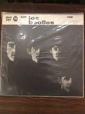Beatles - Con Los Beatles LP, 1973 Uruguay Pressing, Odeon Pops, EX!