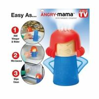Microwave Oven Steam Cleaner Mad Mama BPA Free - Steams away stains & odors