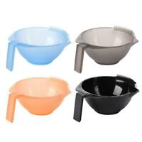 Plastic Hair Dyeing Palette Bowls Salon Hairdressing Barber Styling Tool *DC