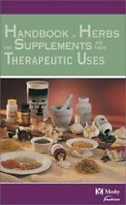Mosby's Handbook of Herbs & Supplements and Their Therapeutic Uses-ExLibrary