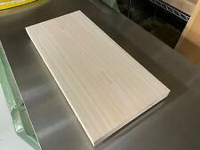 Japanese cypress HINOKI wooden large cutting board from Koya Ryujin JAPAN  No,10